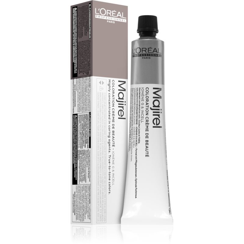 L'Oréal Professionnel Majirel Hair Color Shade 4.15 Golden Ash Mahagony Brown 50 ml from L'Oréal Professionnel