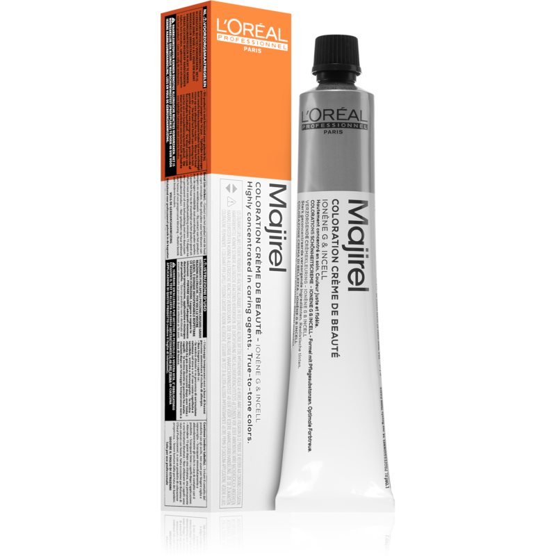 L'Oréal Professionnel Majirel Hair Color Shade 5.4 Light Copper Brown 50 ml from L'Oréal Professionnel