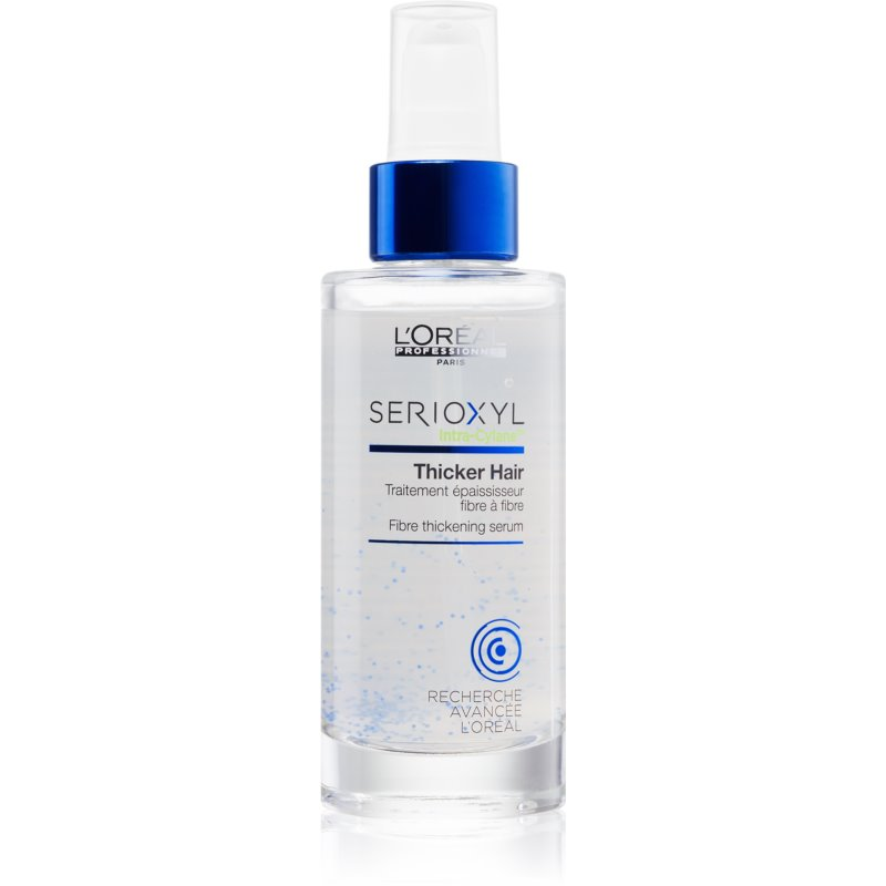 L'Oréal Professionnel Serioxyl Intra-Cylane™ Thicker Hair Serum for Immediate Hair Straightening 90 ml from L'Oréal Professionnel