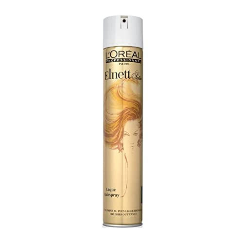 Elnett by L'Oreal Professionnel Elnett Professional Hair Spray Strong Hold 500ml from L'Oreal