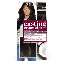 L'Oreal Casting Creme Gloss 200 Ebony Black from L'Oreal
