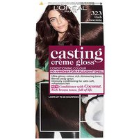 L'Oreal Casting Creme Gloss 323 Dark Chocolate from L'Oreal