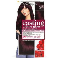 L'Oreal Casting Creme Gloss 360 Black Cherry from L'Oreal