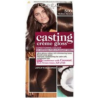 L'Oreal Casting Creme Gloss 500 - Medium Brown from L'Oreal