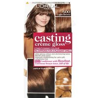 L'Oreal Casting Creme Gloss 600 Light Brown from L'Oreal