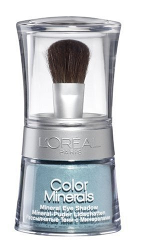 L'Oreal Color Minerals 09 Topaz Shimmer Eye Shadow from L'Oreal
