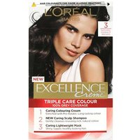 L'Oreal Excellence Natural Darkest Brown 3 from L'Oreal