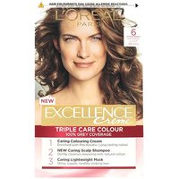 L'Oreal Excellence Natural Light Brown 6 from L'Oreal