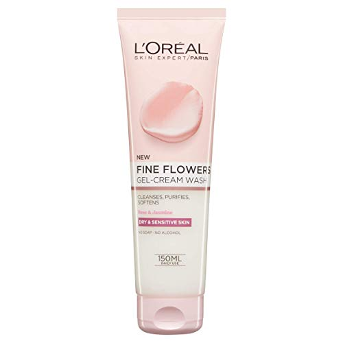 L'Oreal Paris Fine Flowers Cleansing Face Wash 150ml from L'Oreal