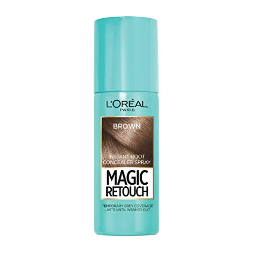 L'Oreal Paris Magic Retouch Instant Root Touch Up, 75 ml, Brown from L'Oréal