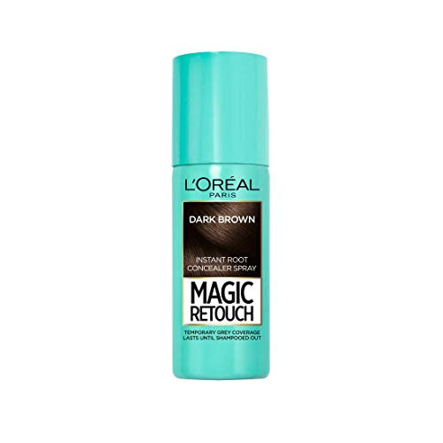 L'Oréal Magic Retouch Instant Root Touch Up, 75 ml, Dark Brown from L'Oréal