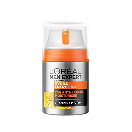L'Oreal Men Expert Hydra Energetic Anti-Fatigue Moisturiser 50ml from L'Oréal