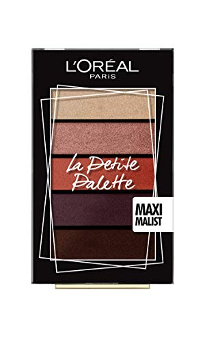 L'Oreal Paris Mini Eyeshadow Palette 01 Maximalist from L'Oreal Paris