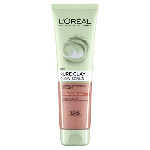 L'Oréal Pure Clay Red Face Wash 150ml from L'Oréal