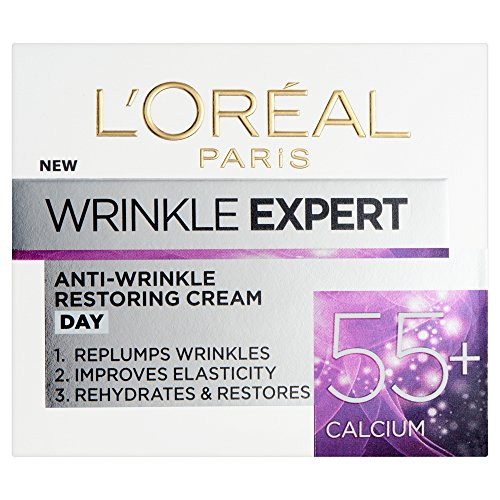 L'Oreal Paris Wrinkle Expert 55+ Calcium Day Cream 50ml from L'Oreal