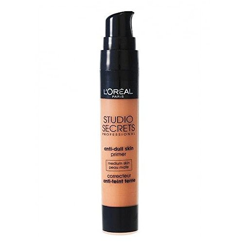 L'Oreal Studio Secrets Professional Anti-Dull Primer Medium Skin from L'Oreal