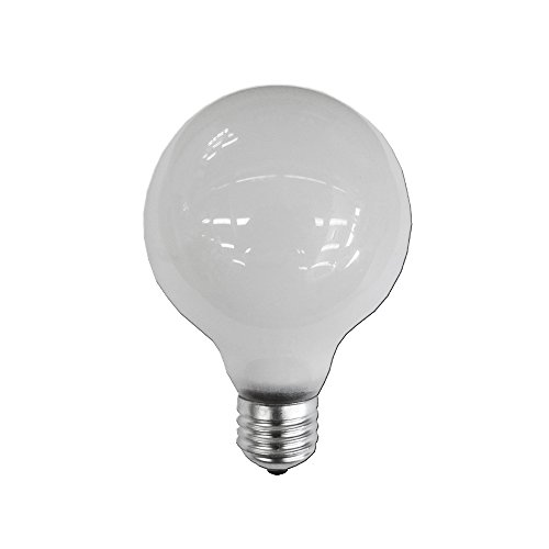 LAES 526462 Globe Opal E27, 100 W, White, 95 x 139 mm from LAES