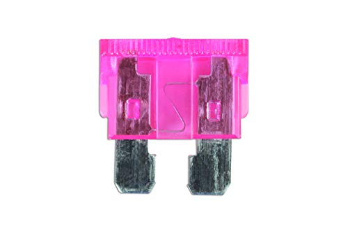 Connect Workshop Consumables 36822 Standard Blade Fuse, 4 A, Set of 10 from Laser