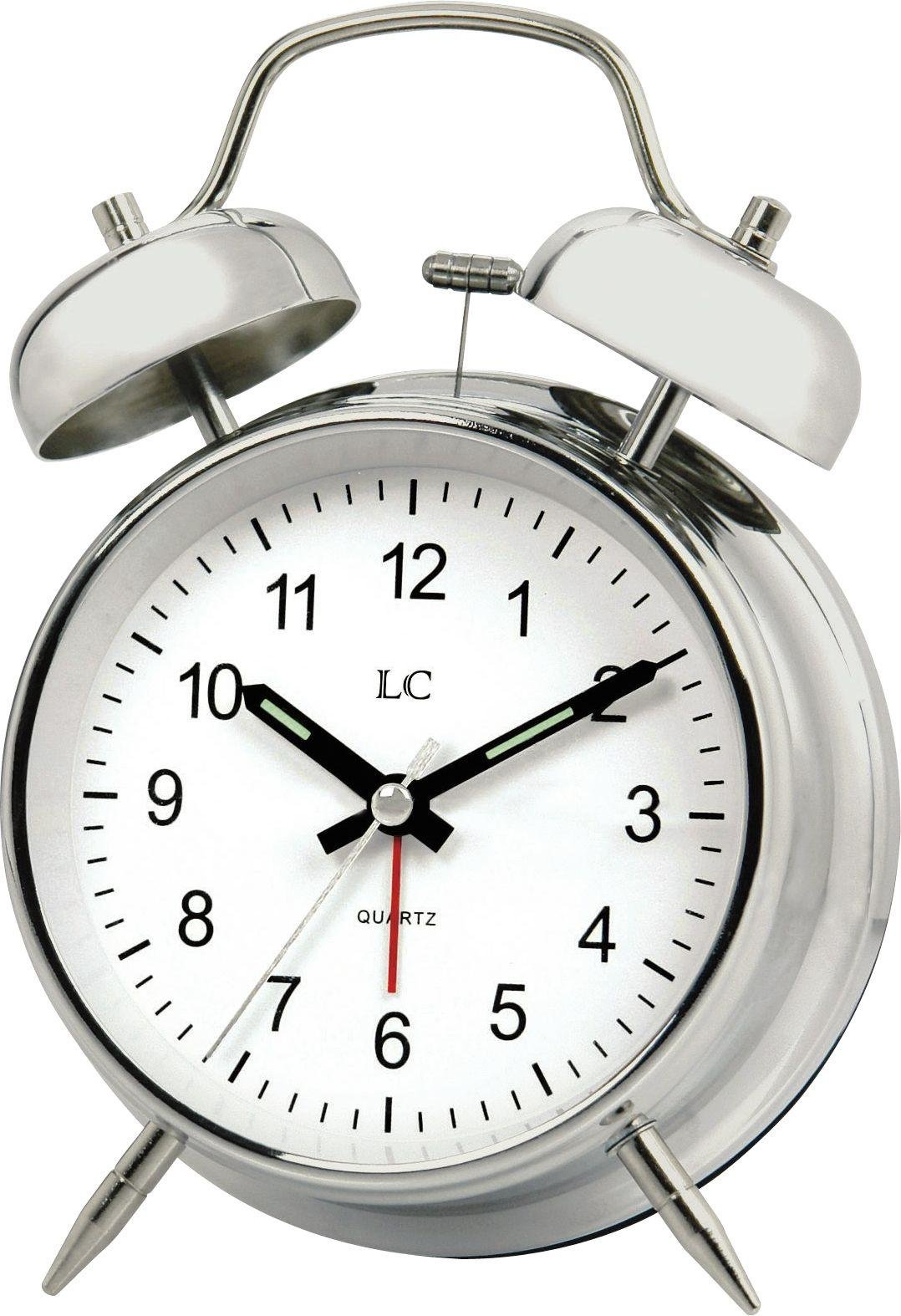 LC Twin Bell Alarm Clock from LC