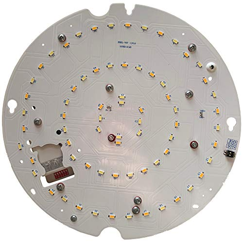 LED Microwave Sensor Gear Tray 16W Replacement For 2D 28W Bulkhead 6500K 1700... from LEDBRITE