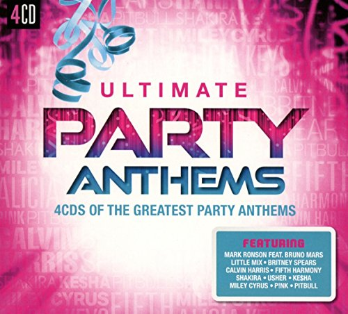 Ultimate... Party Anthems from LEGACY RECORDINGS