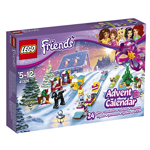 LEGO 41326 Friends Advent Calendar 2017 Construction Toy from LEGO