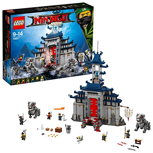 LEGO Ninjago Movie 70617 Temple of The Ultimate Weapon Toy from LEGO