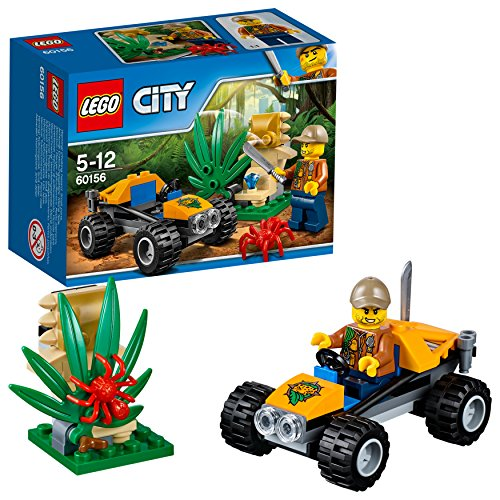 "LEGO UK 60156 ""Jungle Buggy Construction Toy from LEGO"