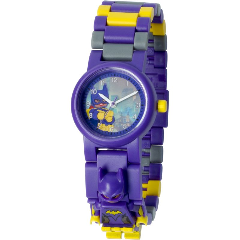 THE LEGO® BATMAN MOVIE Batgirl™ Minifigure Link Watch from LEGO