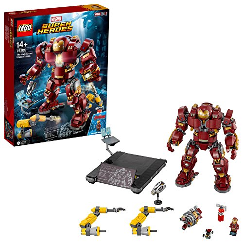 LEGO Marvel Super Heroes 76105 The Hulkbuster:Ultron Edition from LEGO