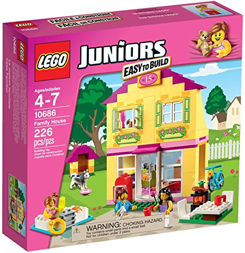 LEGO 10686 Juniors Family House from LEGO