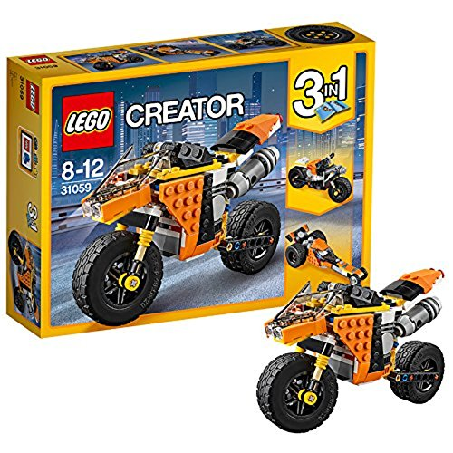 LEGO 31059 Creator Sunset Street Bike Building Toy from LEGO