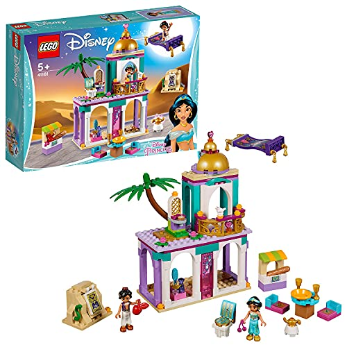 LEGO Aladdin AND Jasmine's Palace Adventures (41161) from LEGO