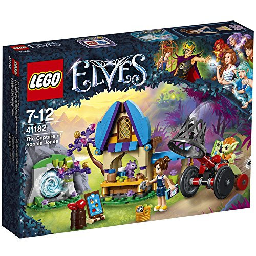 LEGO 41182 Elves The Capture of Sophie Jones from LEGO