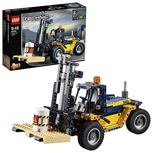 LEGO 42079 Heavy Duty Forklift Technic from LEGO