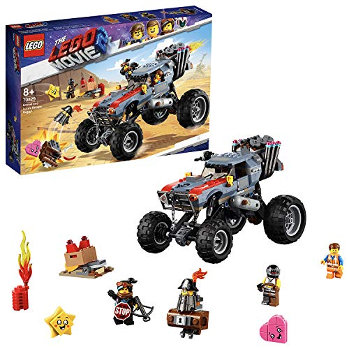 LEGO Movie 2 70829 Emmet and Lucy's Escape Buggy from LEGO Movie 2