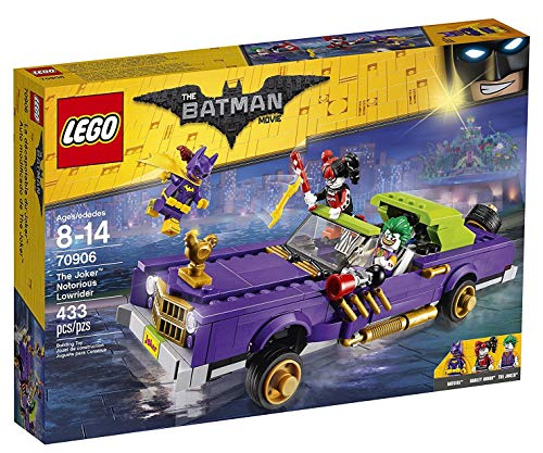 LEGO DC Comics 70906 Batman Movie The Joker Notorious Lowrider Batman Toy from LEGO
