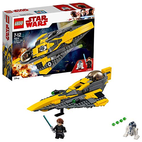 "LEGO UK 75214 ""CONF Booster Product Anakin Starfighter"" Building Set from LEGO"