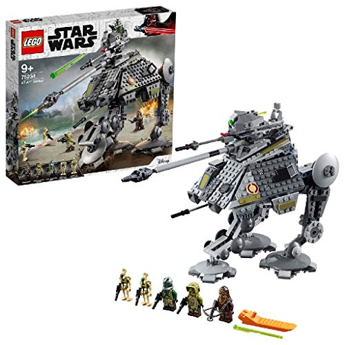 LEGO 75234 Star Wars Revenge of The Sith at-AP Walker Building Kit from LEGO