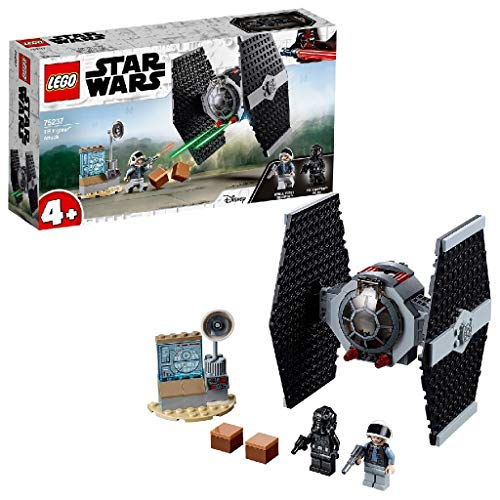 LEGO 75237 Star Wars TIE Fighter Attack 4+ Building Kit from LEGO