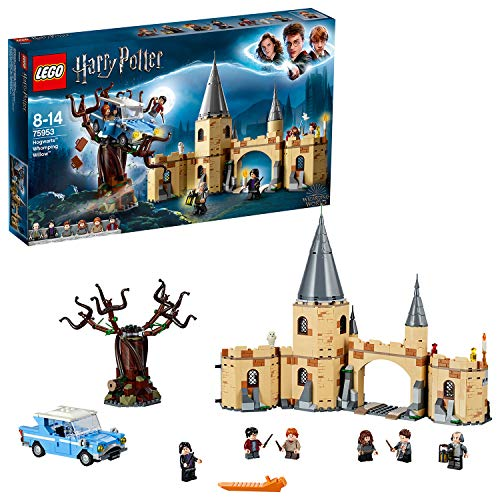 LEGO 75953 Harry Potter Hogwarts Whomping Willow Toy, Wizzarding World Fan Gift from LEGO