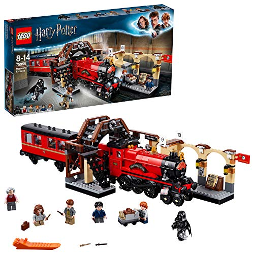 LEGO 75955 Harry Potter Hogwarts Express Train Toy, Wizarding World Fan Gift, Building Sets for Kids, Various from LEGO
