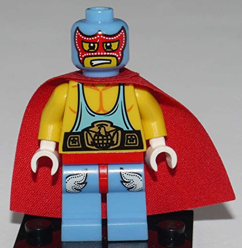 LEGO 8683 Minifigures Series 1 - Super Wrestler by LEGO from LEGO