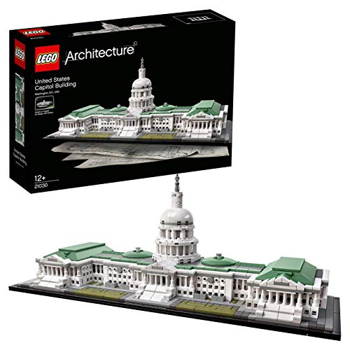 LEGO 21030 Architecture United States Capitol Building from LEGO