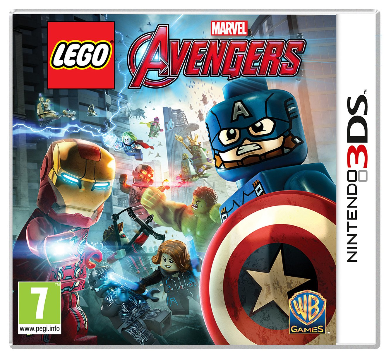 LEGO - Avengers Game - 3DS from LEGO
