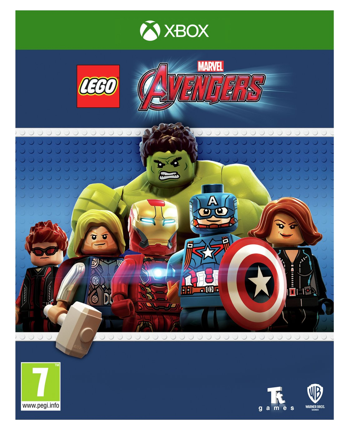 LEGO Avengers Game - Xbox One from LEGO