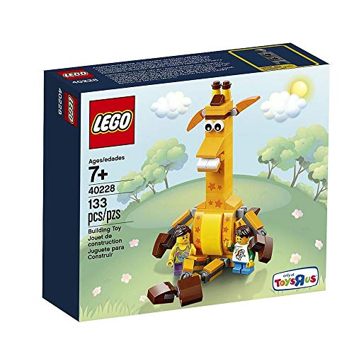 LEGO Geoffrey & Friends Set #40228 from LEGO