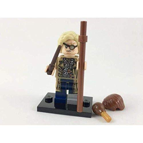 LEGO Harry Potter Series 1 - Mad-Eye Moody Minifigure (14/22) Bagged from LEGO