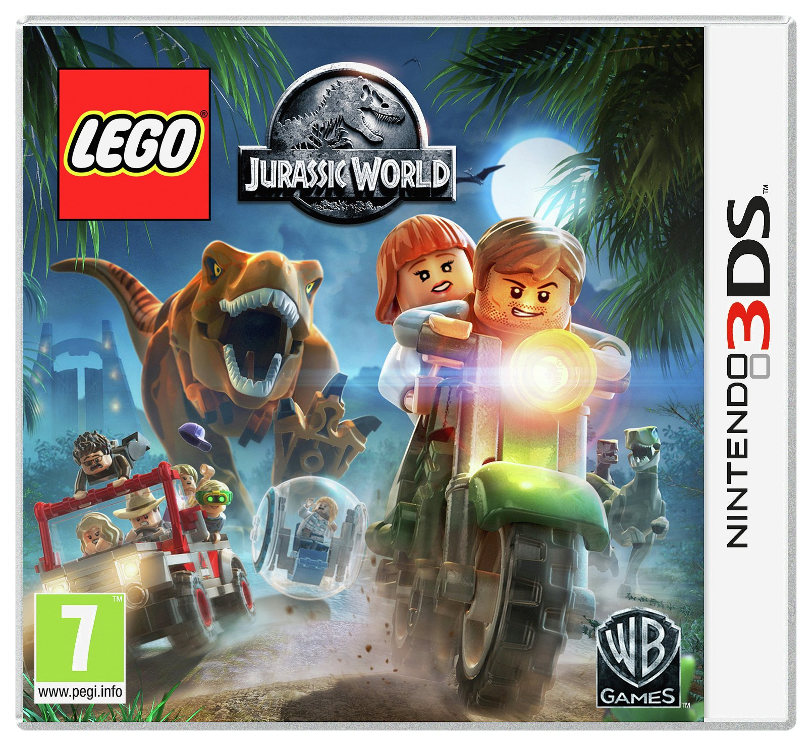 LEGO - Jurassic World - 3DS Game from LEGO