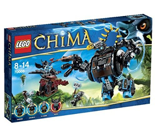 LEGO Legends of Chima 70008: Gorzan's Gorilla Striker from LEGO